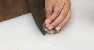 金沙虾仁的做法步骤:3