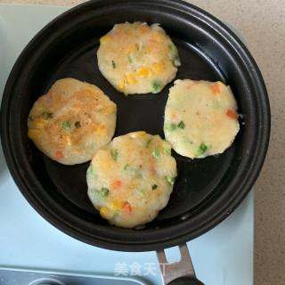 田园土豆饼的做法步骤:5