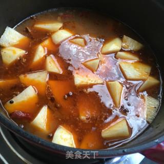 红烧排骨炖土豆的做法步骤:6